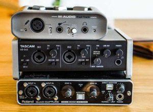 【比較あり】TASCAM オーディオインターフェース  US-2x2-SCレビュー
